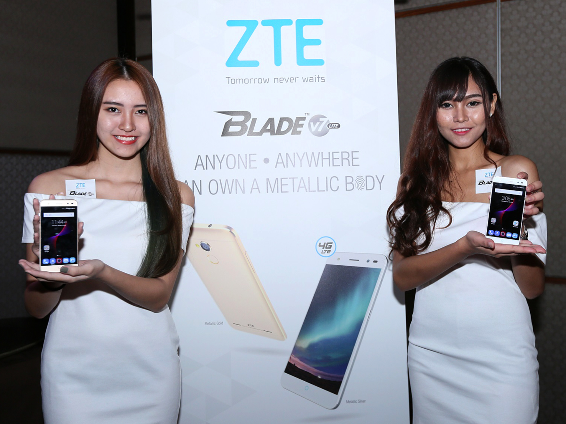 ZTE launches its Blade V7 series in Malaysia