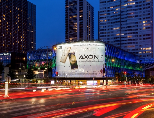 ZTE AXON 7 Available in Europe, Accelerating Push into Region's Premium Smartphone Industry