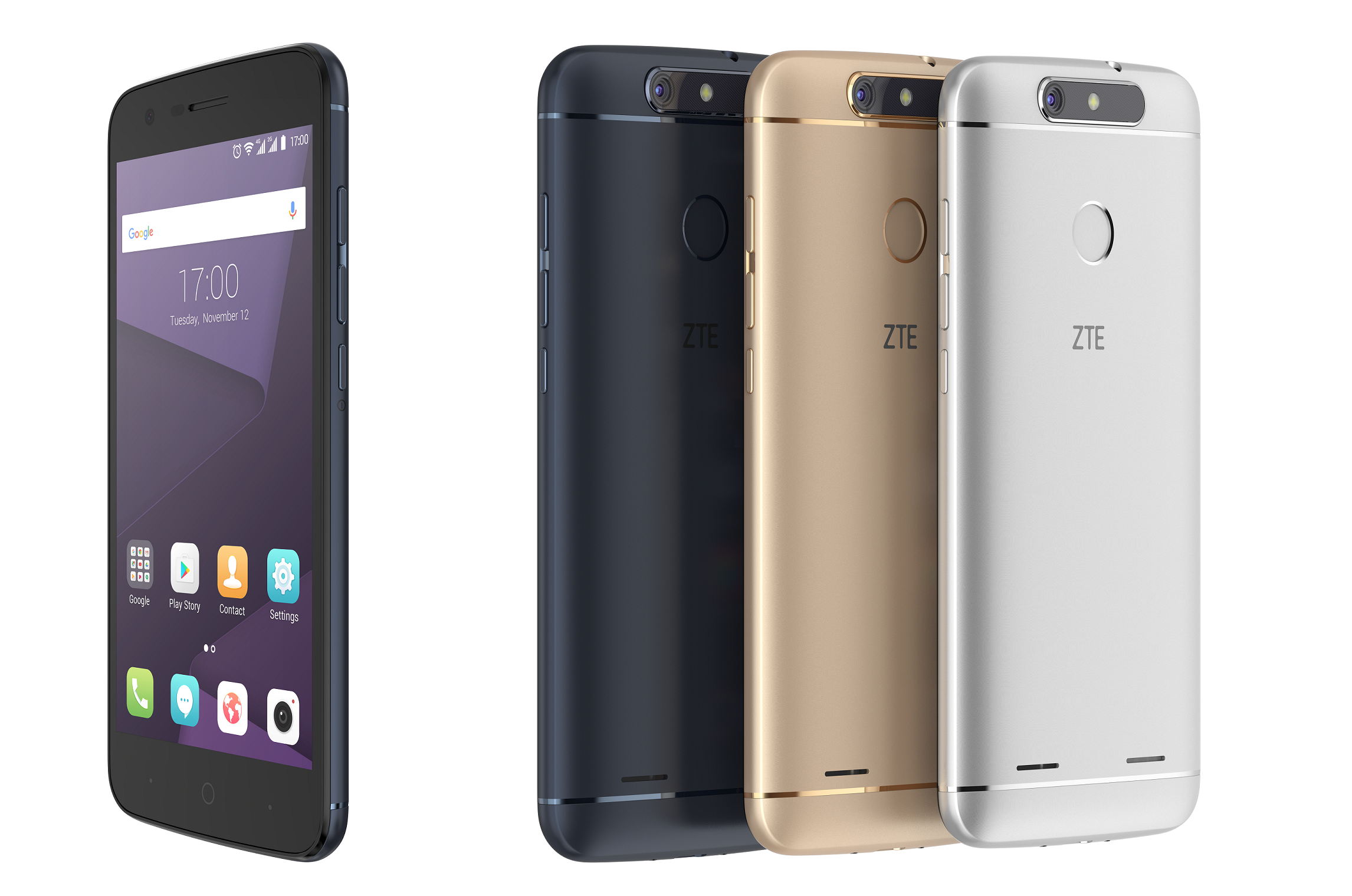 ZTE Brings Another Competitive Offer to Youth by Debuting the Blade V8 Lite Smartphone