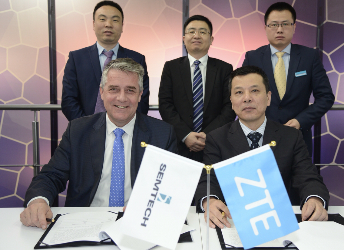 ZTE and the Three Wins towns in Germany – a Smart City showcase