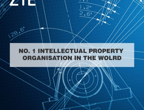 ZTE Moves to No. 1 in World Intellectual Property Organisation's Patent Table