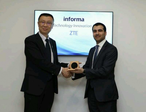 "ZTE Wins ""Best Technology Innovation for 5G"" Award at MWC 2018"