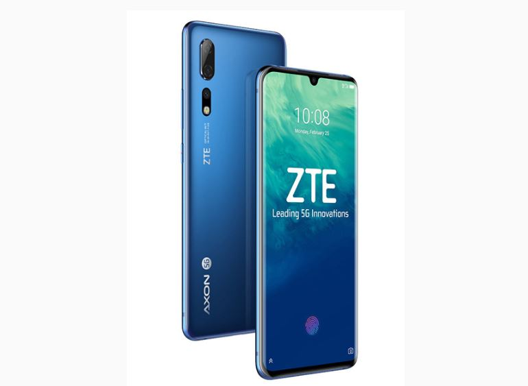 ZTE to Launch the World's First Qualcomm® Snapdragon™ 855 Smartphone with F2FS File System in May 2019