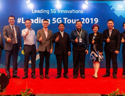 ZTE Malaysia Shares Its Cutting Edge 5G Innovations and Solutions with Malaysian Telcos